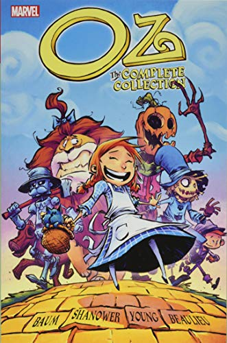 Oz: The Complete Collection - Wonderful Wizard/marvelous Land By Eric Shanower