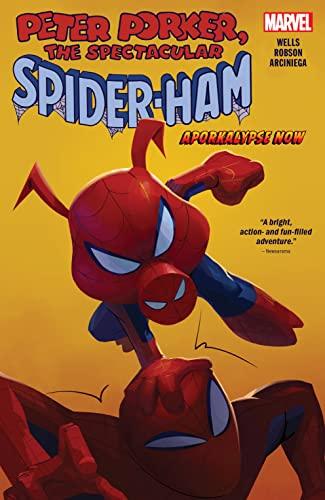 Spider-ham: Aporkalypse Now By Zeb Wells