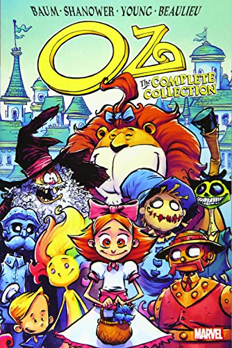 Oz: The Complete Collection - Road To Emerald City By Eric Shanower