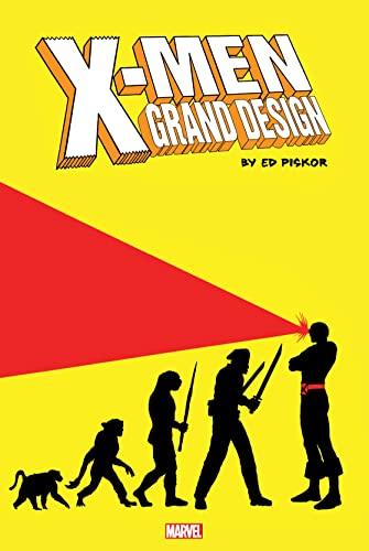 X-men: Grand Design - The Complete Graphic Novel By Ed Piskor