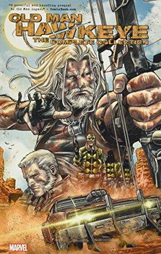Old Man Hawkeye: The Complete Collection By Ethan Sacks
