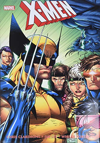 X-men By Chris Claremont & Jim Lee Omnibus Vol. 2 By Chris Claremont