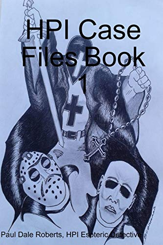 HPI Case Files Book 1 By Paul Roberts