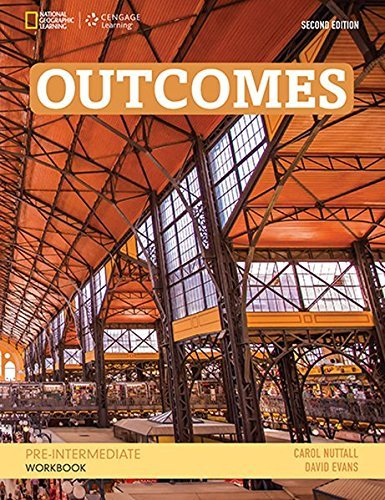 Outcomes Pre-Intermediate: Workbook and CD By By (author)