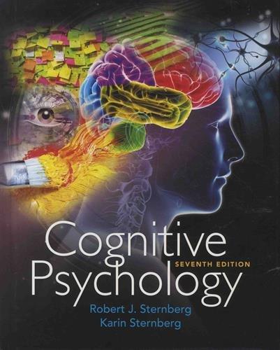 Cognitive Psychology By Robert Sternberg (Cornell University)