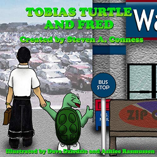 Tobias Turtle and Fred By Steven Conness