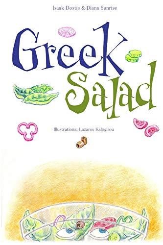 Greek Salad By Isaak Dostis