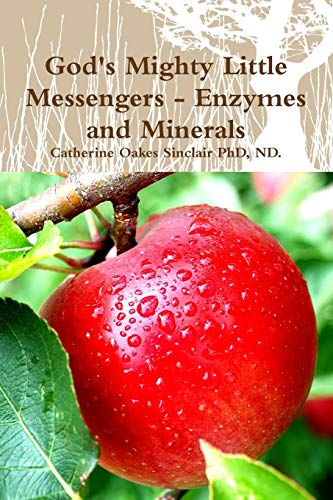 God's Mighty Little Messengers - Enzymes and Minerals By ND., Catherine Oakes Sinclair PhD