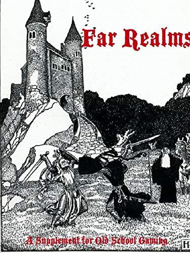 Far Realms By Rick Stump