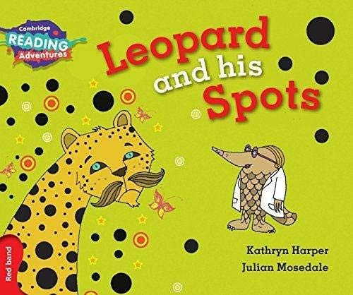 Leopard and His Spots Red Band By Kathryn Harper