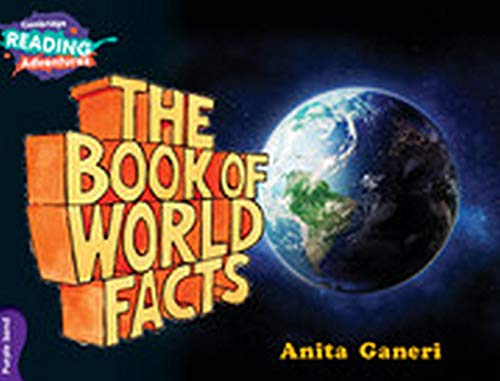 The Book of World Facts Purple Band By Anita Ganeri