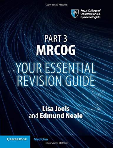 Part 3 MRCOG By Lisa Joels