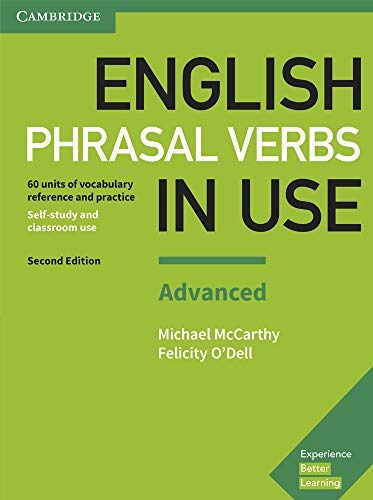 English Phrasal Verbs in Use Advanced Book with Answers (Vocabulary in Use) By Michael McCarthy