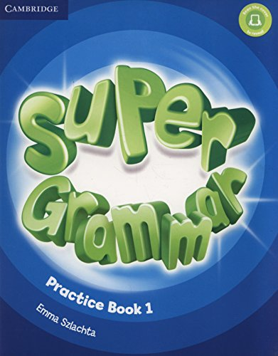 Super Minds Level 1 Super Grammar Book By Herbert Puchta