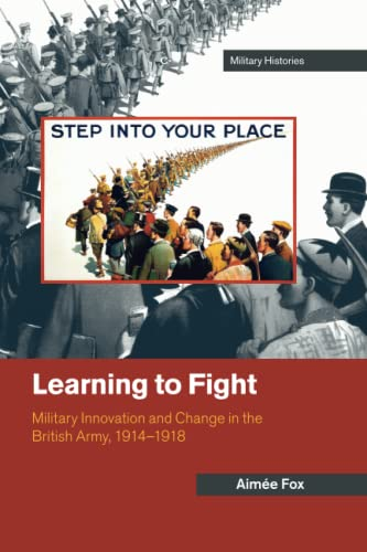 Learning to Fight By Aimee Fox (King's College London)