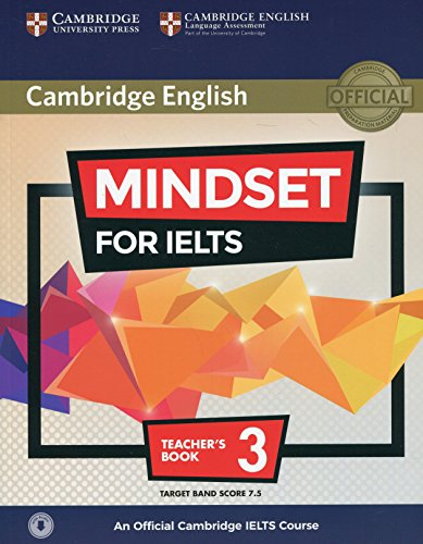Mindset for IELTS Level 3 Teacher's Book with Class Audio: An Official Cambridge IELTS Course
