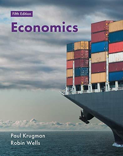 Economics By Paul Krugman