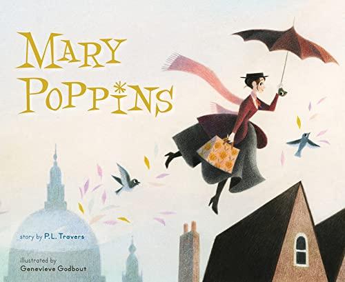 Mary Poppins von Dr P L Travers