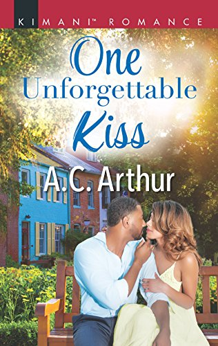 One Unforgettable Kiss By A C Arthur