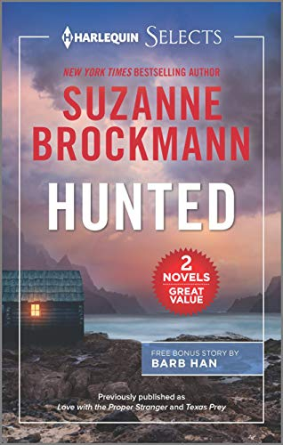 Hunted By Suzanne Brockmann