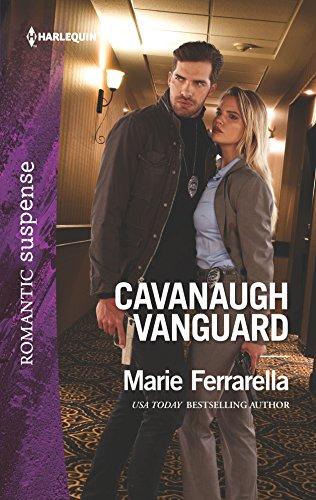 Cavanaugh Vanguard By Marie Ferrarella