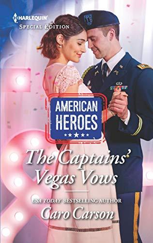 The Captains' Vegas Vows By Caro Carson