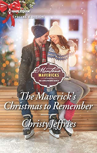 The Maverick's Christmas to Remember By Christy Jeffries