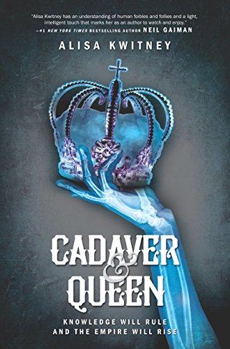 Cadaver & Queen Lib/E By Alisa Kwitney