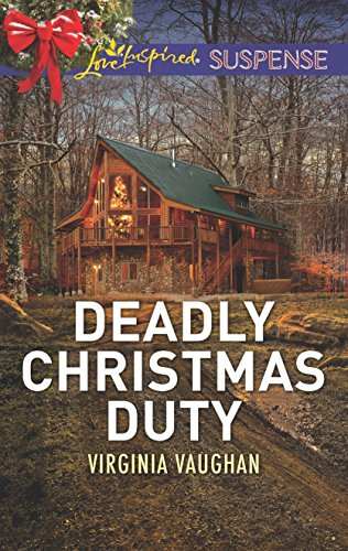 Deadly Christmas Duty By Virginia Vaughan