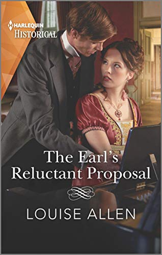 The Earl's Reluctant Proposal By Louise Allen