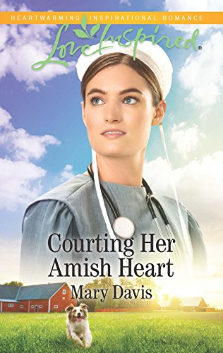 Courting Her Amish Heart By Mary Davis