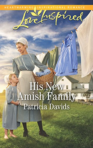 His New Amish Family By Patricia Davids