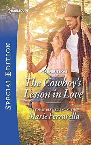 The Cowboy's Lesson in Love By Marie Ferrarella