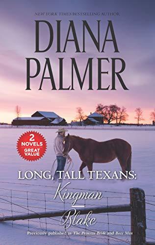 Long, Tall, Texans By Diana Palmer