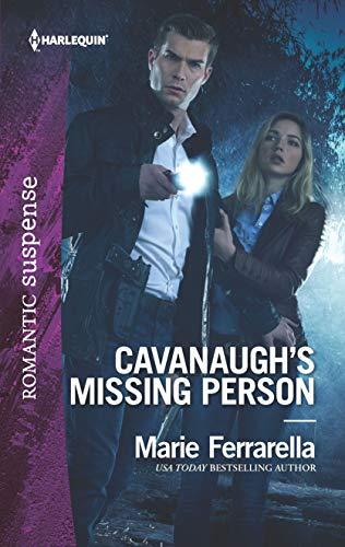 Cavanaugh's Missing Person By Marie Ferrarella