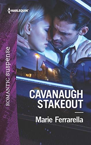 Cavanaugh Stakeout By Marie Ferrarella