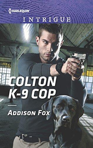 Colton K-9 Cop By Addison Fox