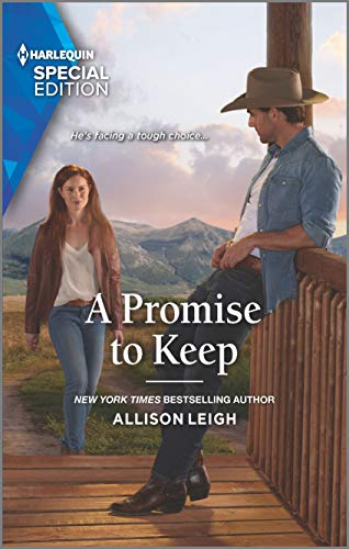 A Promise to Keep By Allison Leigh