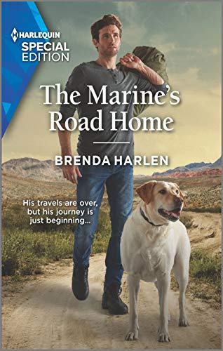The Marine's Road Home By Brenda Harlen
