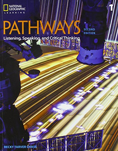 Bundle: Pathways: Listening, Speaking, and Critical Thinking 1, 2nd Student Edition + Online Workbook (1-year access) By Rebecca Chase