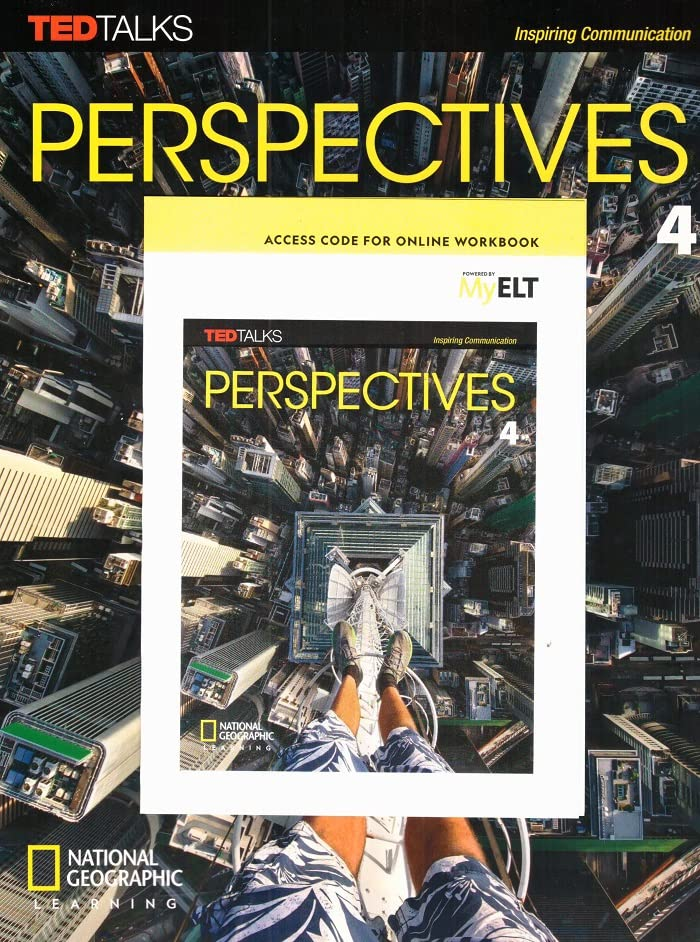 PERSPECTIVES AME 4 ALUM + ONLINE EJER