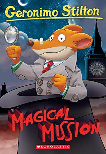 Magical Mission By Geronimo Stilton
