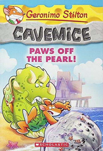 Geronimo Stilton Cavemice: #12 Paws Off the Pearl! By Geronimo Stilton