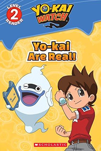 Yo-Kai Are Real! (Yo-Kai Watch: Reader #1) By Meredith Rusu