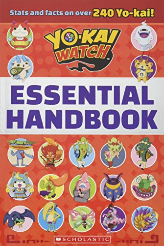 Yo-Kai Watch: Essential Handbook By Scholastic