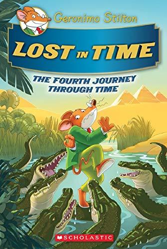 Geronimo Stilton Journey Through Time: #4 Lost in Time By Geronimo Stilton