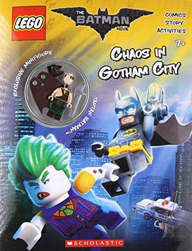Chaos in Gotham City + Fig von Ameet Studio