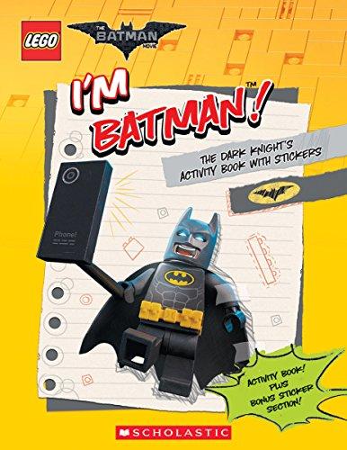 LEGO: The Batman Movie I'm Batman! By Ameet Studio