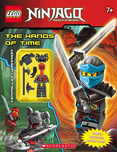 LEGO Ninjago: The Hands of TIme with minifigure By Ameet Studio