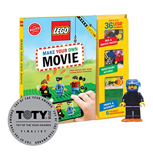 LEGO Make Your Own Movie (Klutz) By Pat Murphy